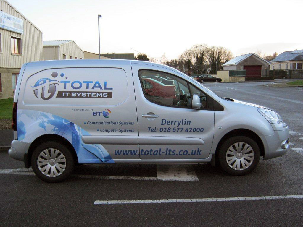 226ce36399 Vehicle Graphics Livery. Total-IT-Systems