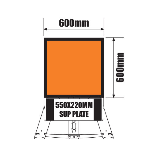 plastic-sign-square-plate-orange-600x600