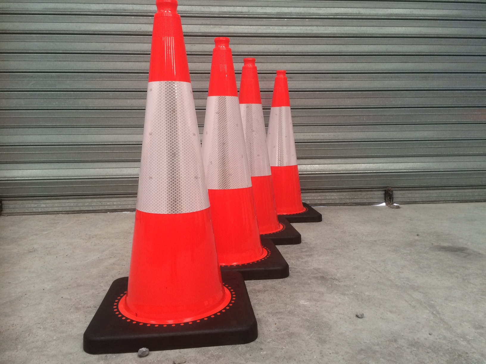 PVC Indestructible Cone from Ernco-Group